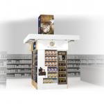 Columna Mahou SM render supermercado Indigo
