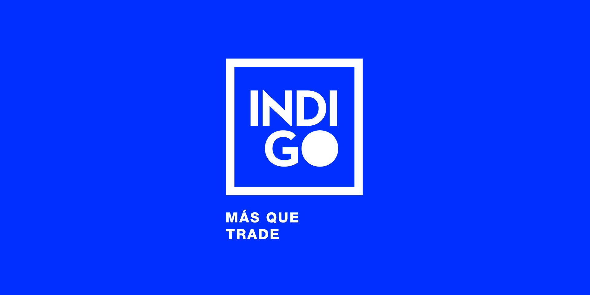 Indigo identidad creatividad trade marketing